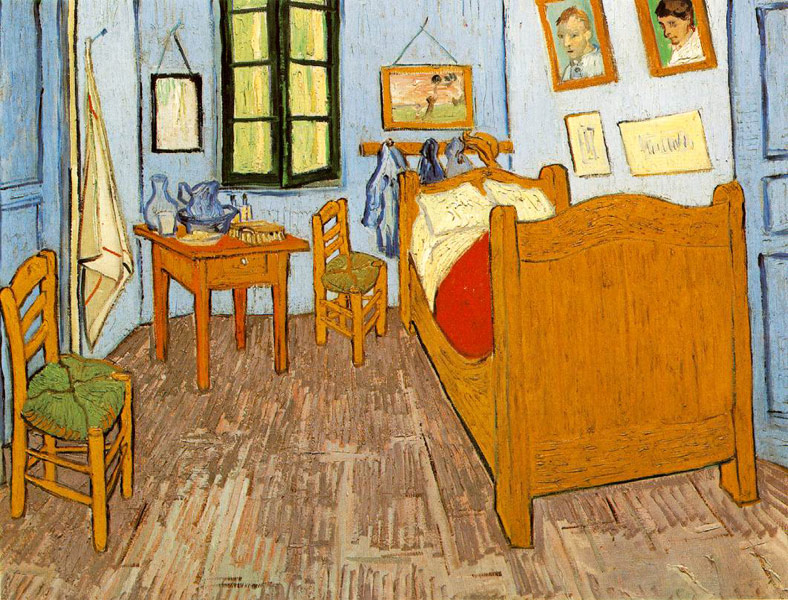 "Конкурс ""Картина"" Van-gogh-room-at-arles"